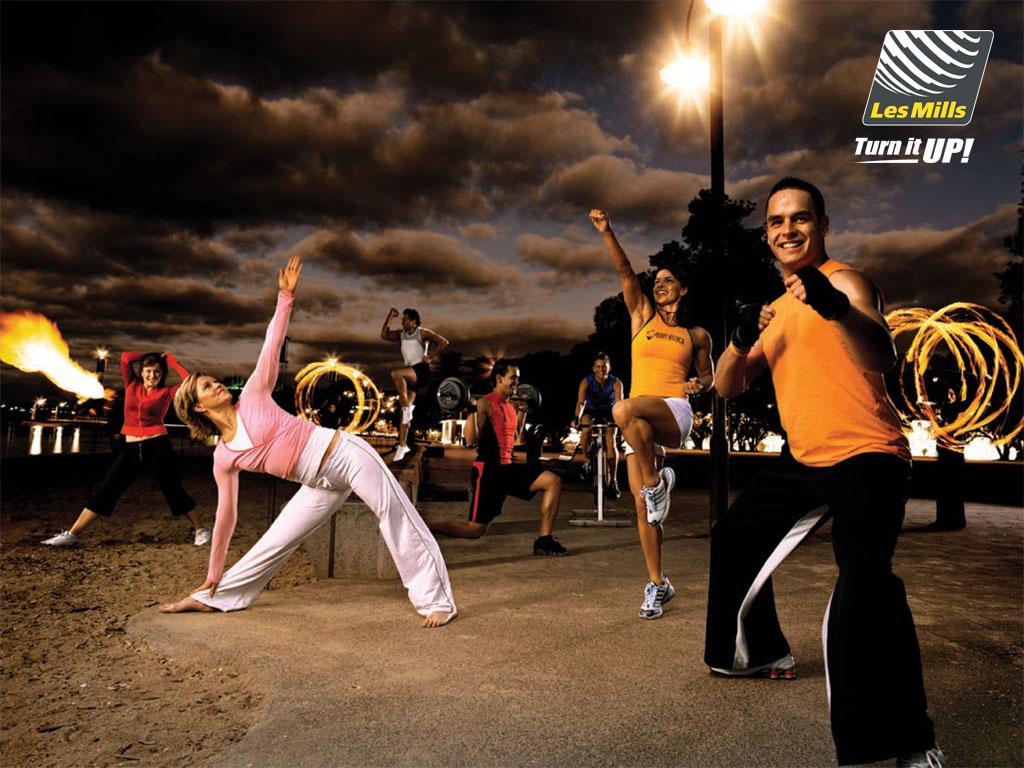 Le GFC [Gogo Fitness Center] LesMillsPartyWallpaper1024x768